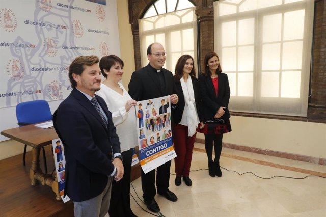 Presentación balance 2015 Diócesis de Málaga