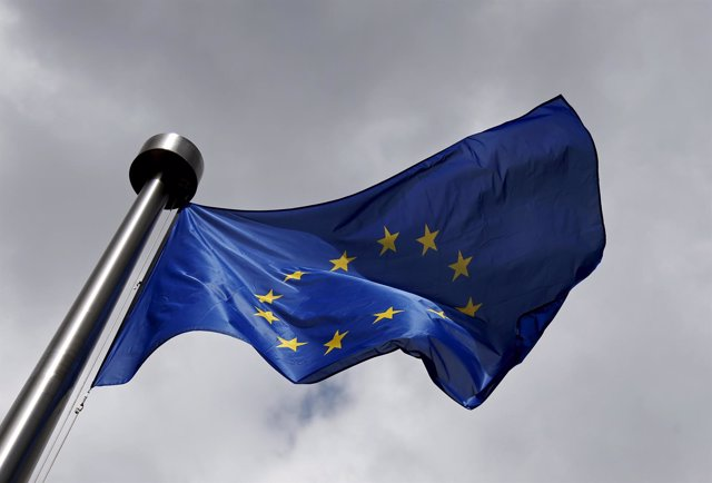 Bandera de la Unión Europea