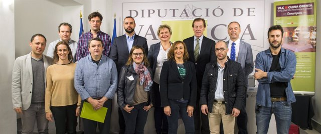 Presentación de 'València Cuina Oberta Comarques'