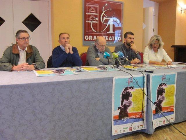 Presentación del XLII Festival Flamenco de Cáceres