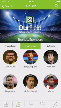 Aplicación OurField