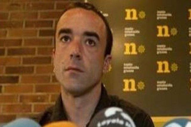 Detenido en Francia el dirigente de ETA Mikel Irastorza