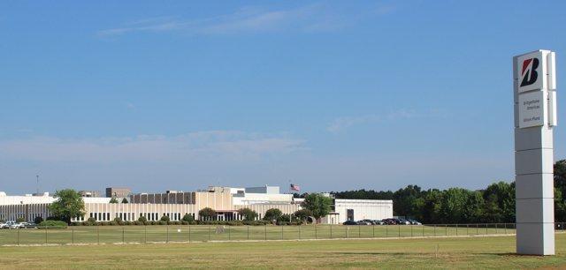 Planta de Bridgestone en Wilson (Carolina del Norte)