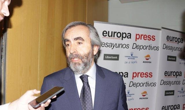 Salazar Desayunos deportivos Europa Press