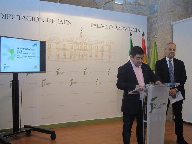 Presentación de la segunda sede del Centro Provincial de Emprendimiento