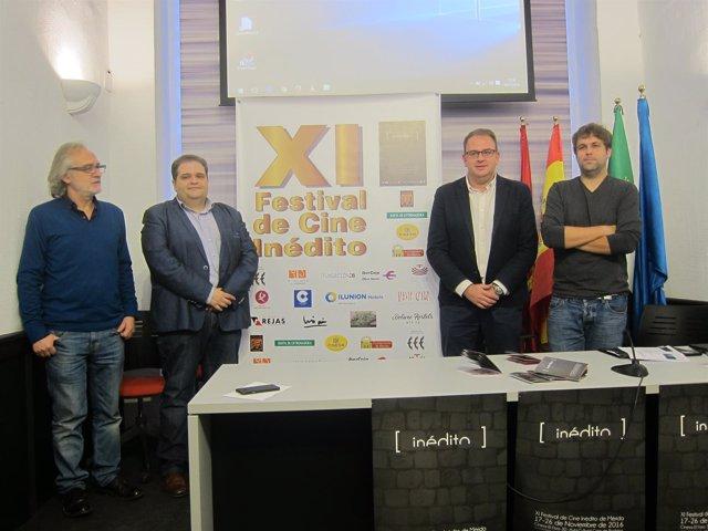 Presentación del XI Festival de Cine Inédito de Mérida