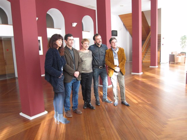 Redondo, Mayorga, Portillo, García-Pérez y Viteri