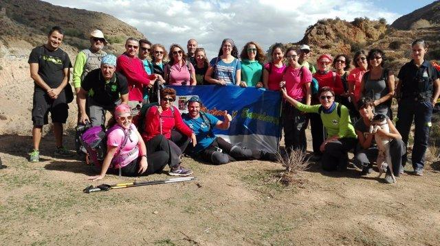 Diputación organiza un fin de semana de senderismo en Padules.