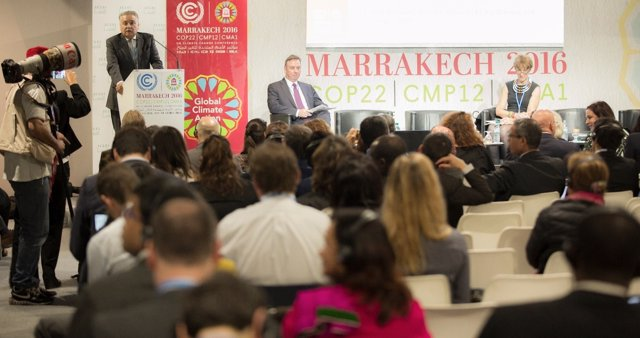 Día de las Ciudades en la COP22 de Marruecos