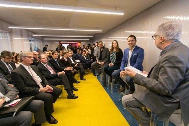 Debate en la Fundació Princesa de Girona