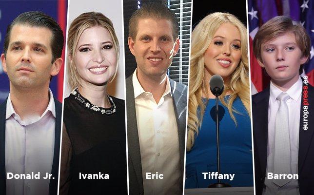 Hijos Trump