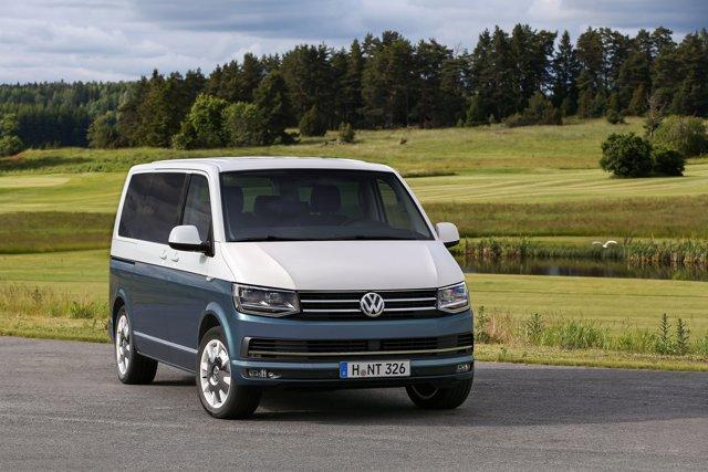Gama T de Volkswagen Vehículos Comerciales