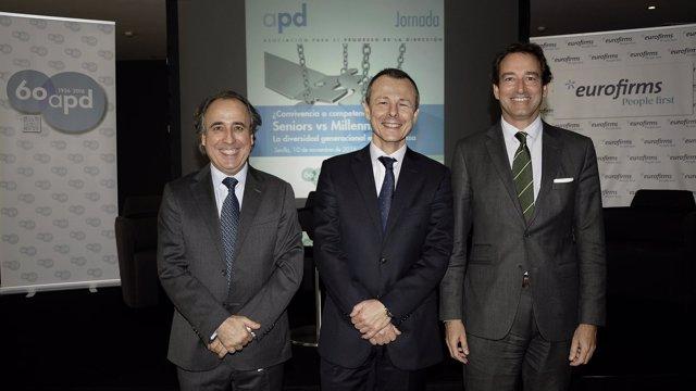APD y Eurofirms.