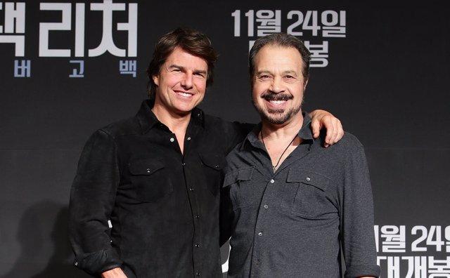 Tom Cruise Y Edward Zwick