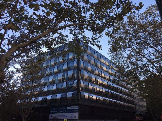 Edificio BlueBuilding de Zurich Seguros