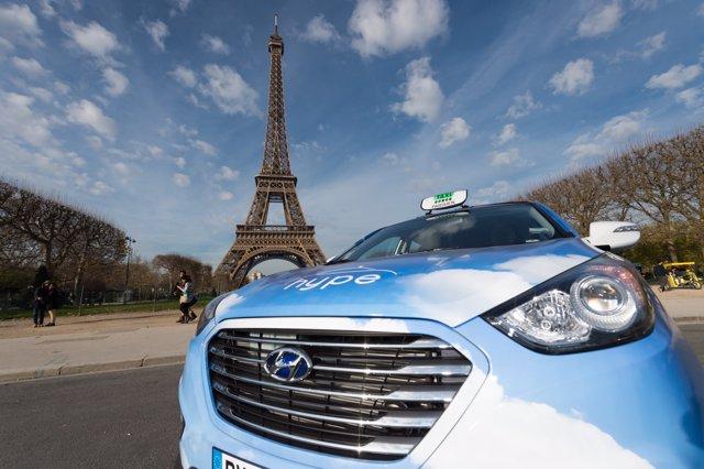 Vehículos de hidrógeno de Hyundai