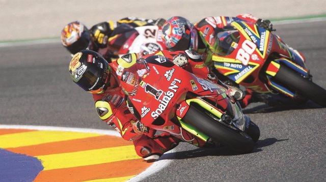 Imagen de archivo del Gran Premio de Cheste
