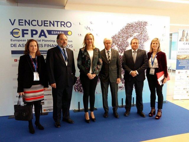 Congreso de EFPA.