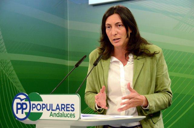 Nota De Prensa, Fotos Y Audio PP Andaluz: Loles López
