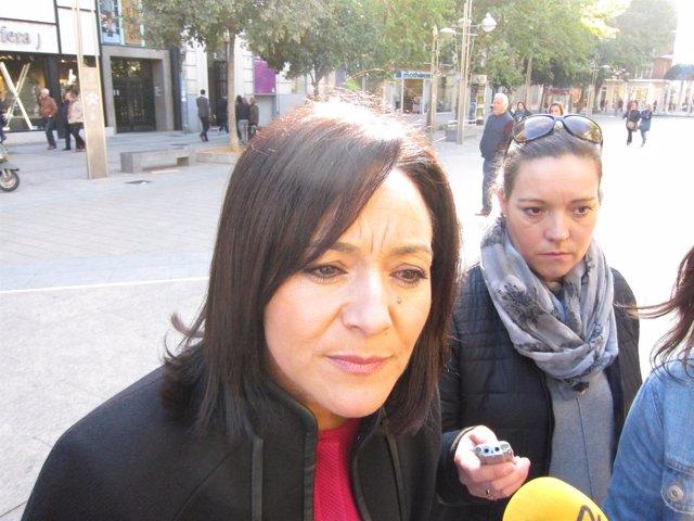 Rafi Crespín (PSOE-A) en Córdoba
