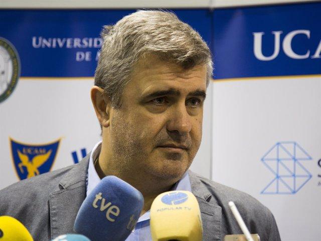 Óscar Quintana UCAM Murcia