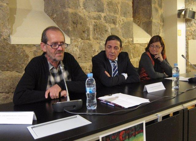 Inauguración de las Jornadas de la Asociación Castellano-Leonesa de Salud Mental