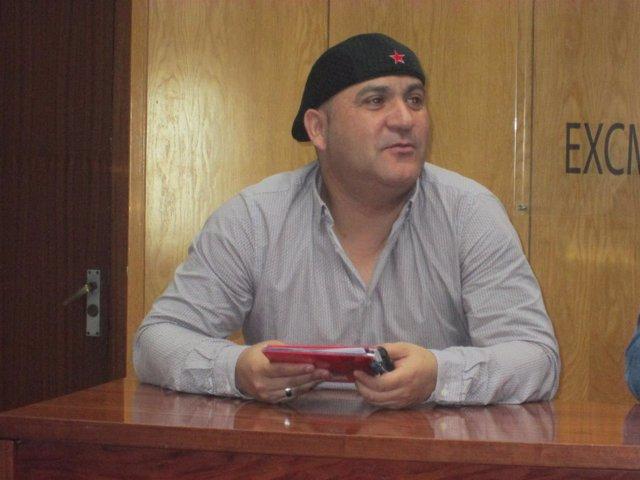 Imagen de archivo de Andrés Bódalo