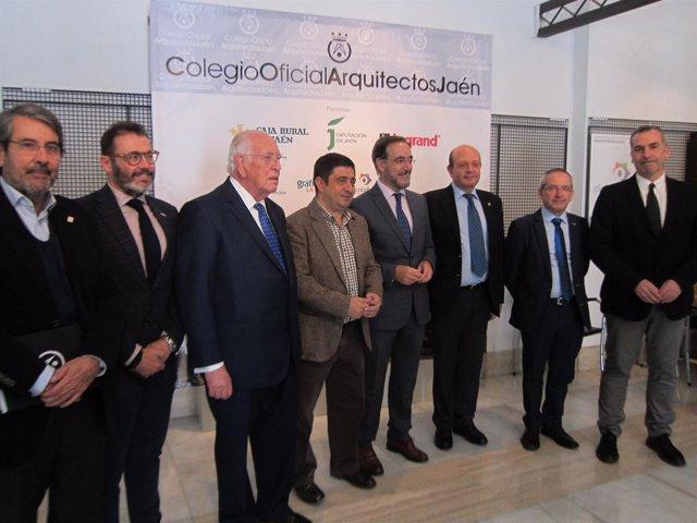 Clausura del I Congreso Internacional sobre Arquitectura del Olivar