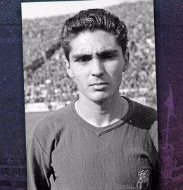 Jaume Peiró, exjugador del Fútbol Club Barcelona