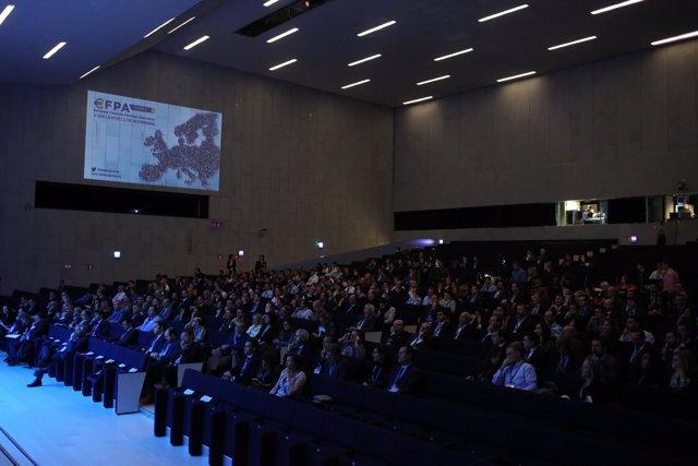 Celebración del Congreso de la EFPA este viernes en Zaragoza