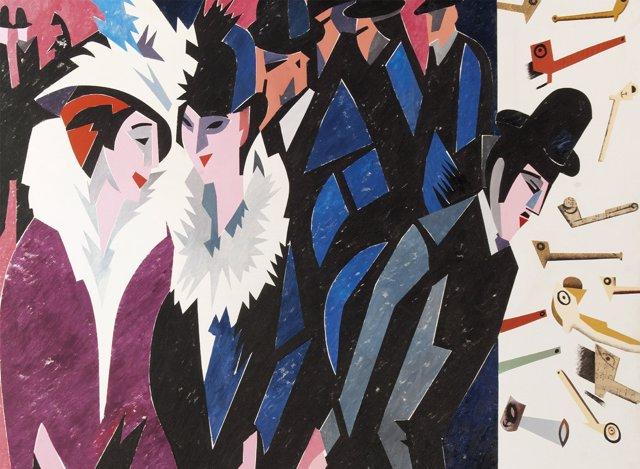 Exposición 'Bajo el signo de Picasso'