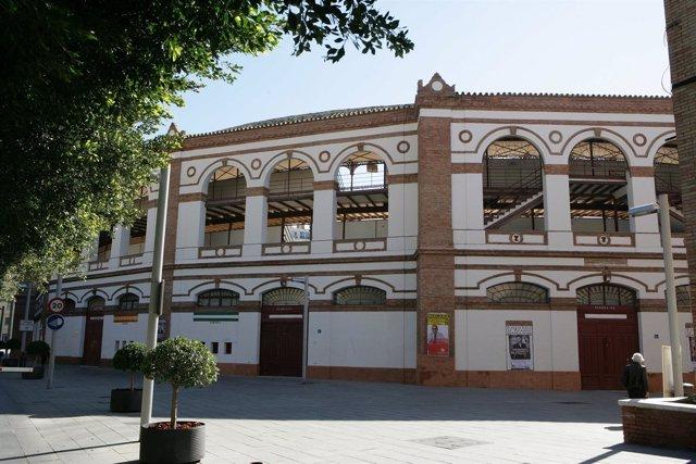 Plaza de toros de La Malagueta Málaga coso taurino