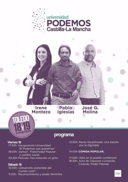 Iglesias, Montero y Molina