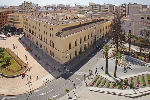 Hospital Provincial de Badajoz