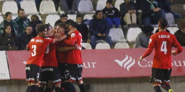 El Mallorca vence al Córdoba en El Arcángel