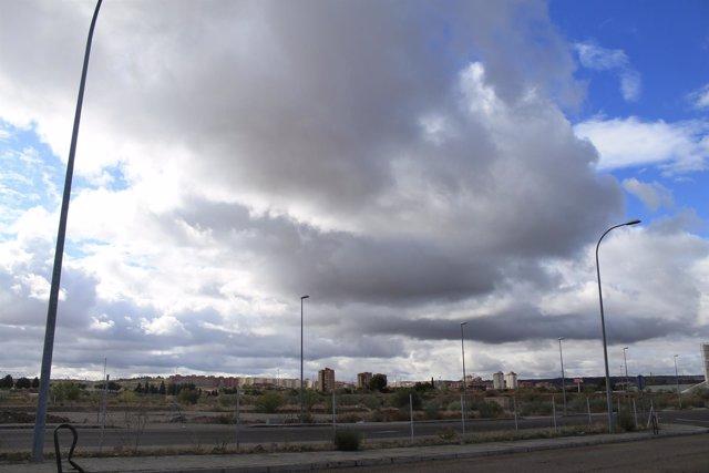 Tiempo en Toledo, Tiempo nuboso