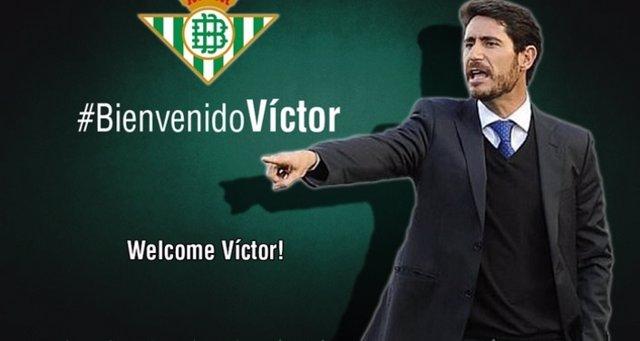 Víctor Sánchez del Amo Betis