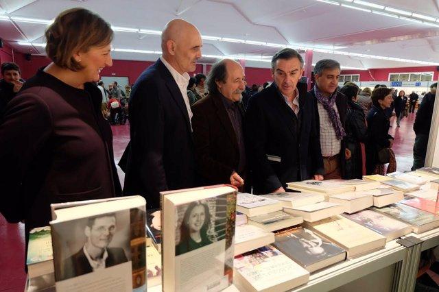 Feria del Libro en Tarazona.