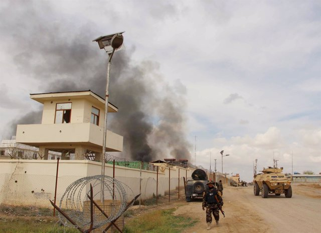 Ataque talibán en Helmand