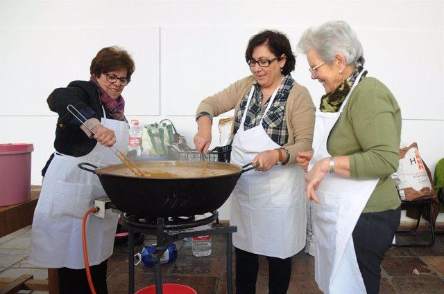 Actividad de la Feria de Municipios de Córdoba