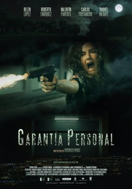 Cartel de la película extremeña 'Garantía Personal'