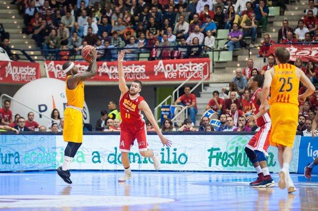 Tyrese Rice, FC Barcelona Lassa