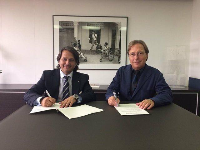 Planet España y Universo Santi en Jerez unidos en convenio
