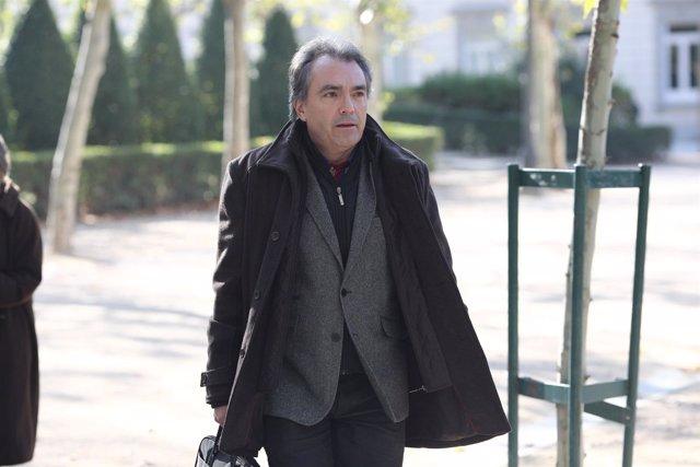 Santiago Espot, declara en la Audiencia