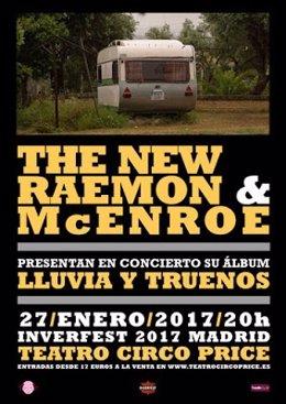 THE NEW RAEMON Y MCENROE