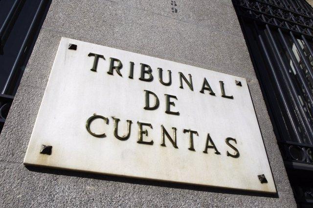 Fachada del Tribunal de Cuentas