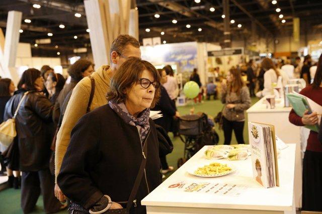 Inés Sabanés en BioCultura