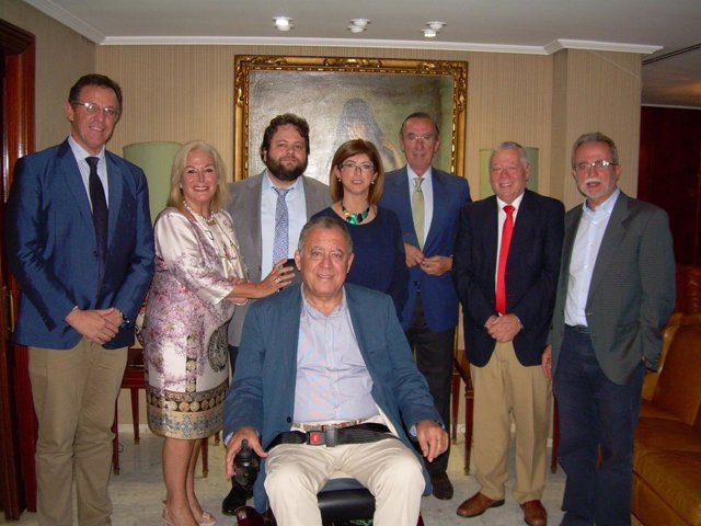 Jurado de un premio 'Ricardo López Crespo' de Fundación Caja Rural del Sur