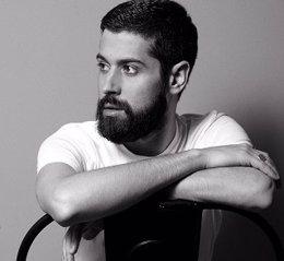 El diseñador Moisés Nieto, uno de los protagonistas esta semana de La Térmica.