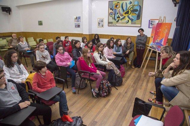 Esther Bolado en 'Camargo en valores'
